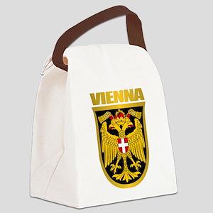 Vienna Canvas Lunch Bag