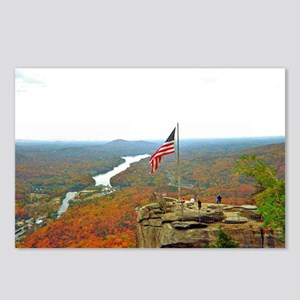 Above Chimney Rock Postcards (Package of 8)