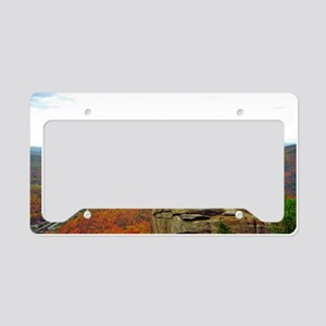 Above Chimney Rock License Plate Holder