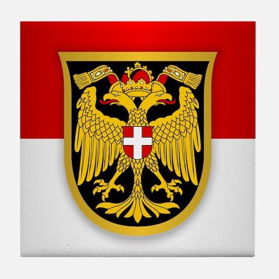 Vienna Tile Coaster