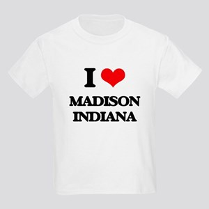 I love Madison Indiana T-Shirt