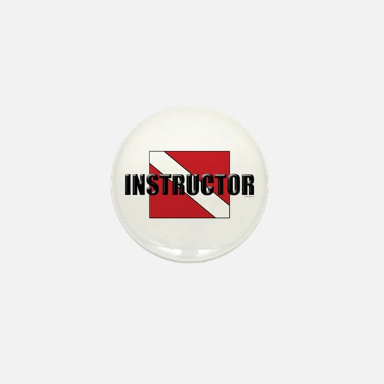 Unique Instructor Mini Button