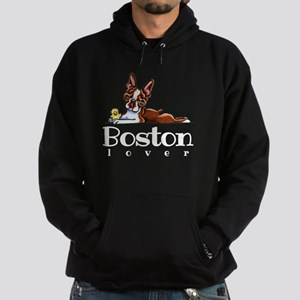 Colored Boston Lover Hoodie