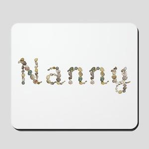 Nanny Seashells Mousepad