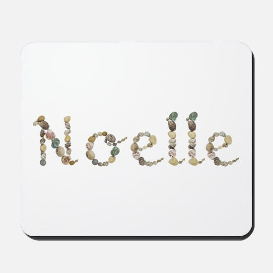 Noelle Seashells Mousepad