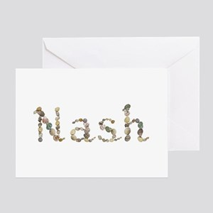 Nash Seashells Greeting Card