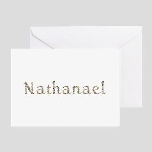 Nathanael Seashells Greeting Card