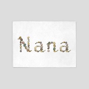 Nana Seashells 5'x7' Area Rug