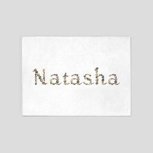 Natasha Seashells 5'x7' Area Rug