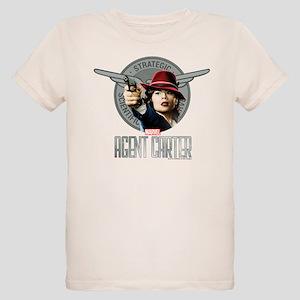 Agent Carter SSR Organic Kids T-Shirt