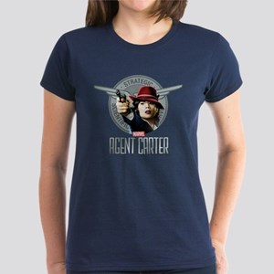 Agent Carter SSR Women's Dark T-Shirt