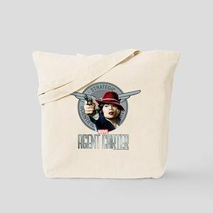 Agent Carter SSR Tote Bag