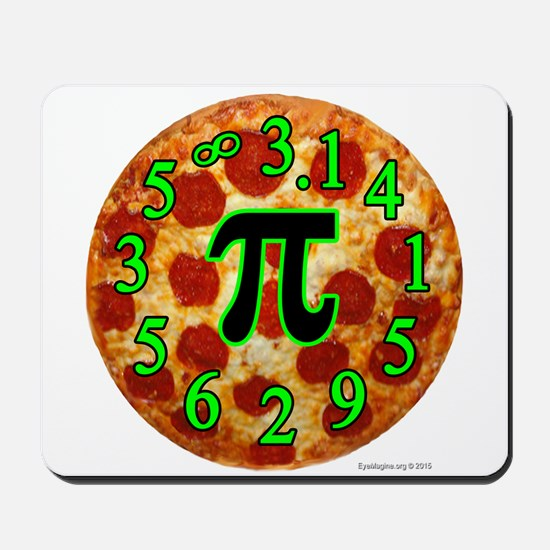 Pizza Pi Mousepad