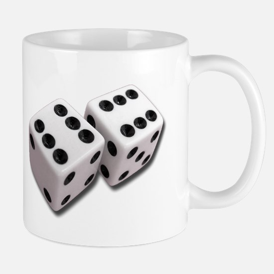 Lucky Dice Mugs
