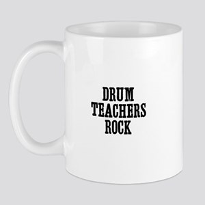 drum teachers rock Mug