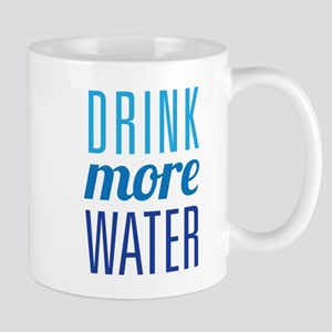Drink More Water Mugs