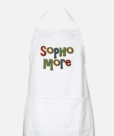 Sophomore Second Year School BBQ Apron
