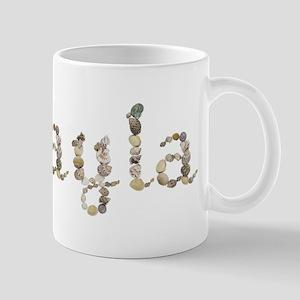 Mikayla Seashells Mugs