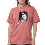 Border Collie Stare T-Shirt