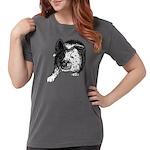 Border Collie Stare T-Shirt