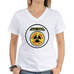 USS JASON Women's V-Neck T-Shirt