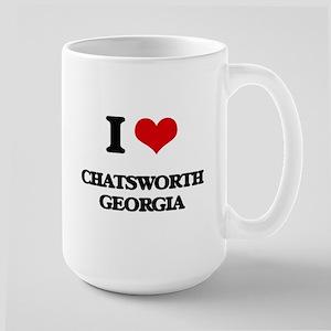 I love Chatsworth Georgia Mugs