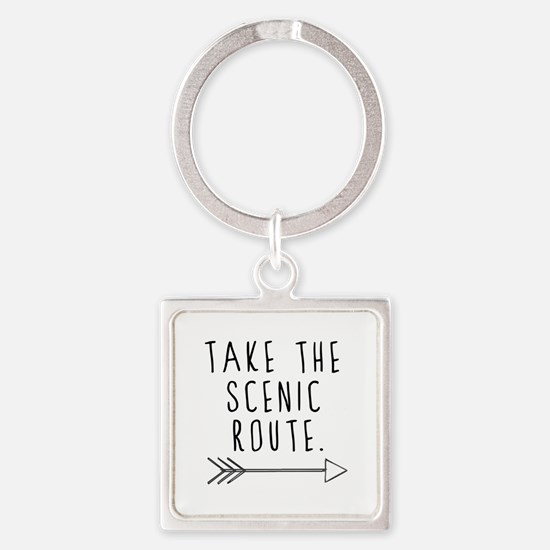 Scenic Route Keychains