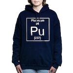 94. Plutonium Women's Hooded Sweatshirt