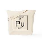 94. Plutonium Tote Bag