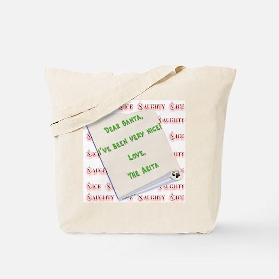 Akita Nice Tote Bag