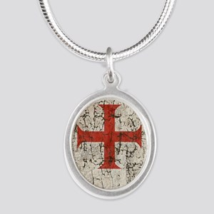 Templar Cross, Shield Necklaces