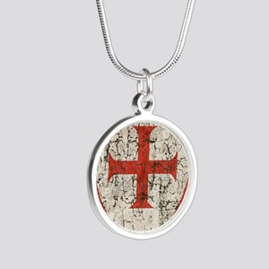 Templar Cross, Shield Necklaces