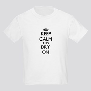 Keep Calm and Dry ON T-Shirt