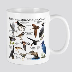 Birds of the Mid-Atlantic Coast Mug