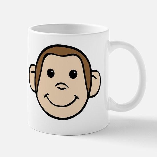 I Heart Monkeys Mug