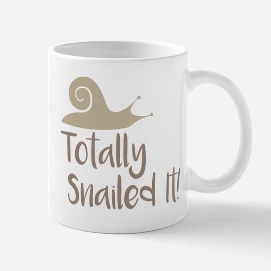 Snailed It Mugs