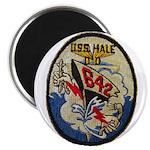 USS HALE Magnet
