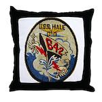 USS HALE Throw Pillow