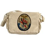 USS HALE Messenger Bag