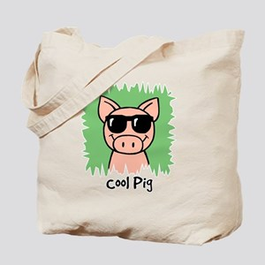 CoolPig Tote Bag
