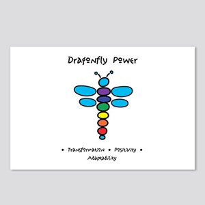 Dragonfly Power Adaptability Postcards (Package of