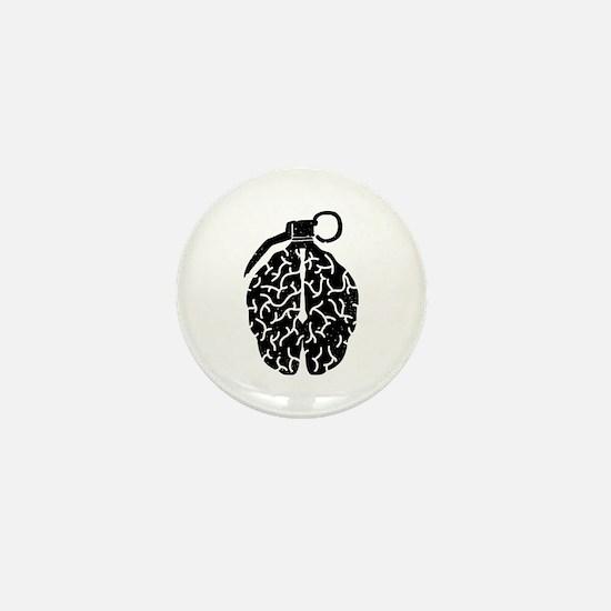 Mind Bomb Mini Button