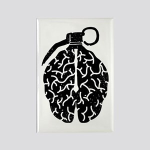 Mind Bomb Rectangle Magnet