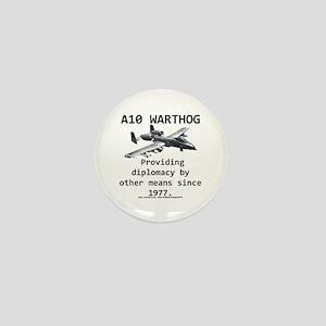 """A10 """"Warthog"""" Mini Button"""