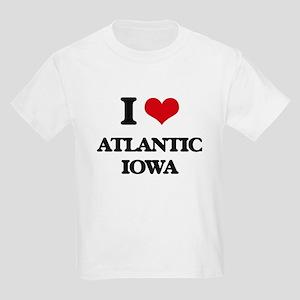 I love Atlantic Iowa T-Shirt