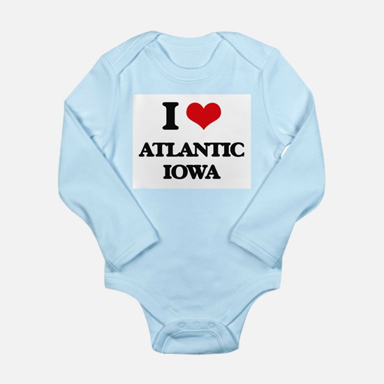 I love Atlantic Iowa Body Suit