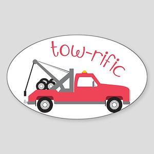 Tow-Rific Sticker