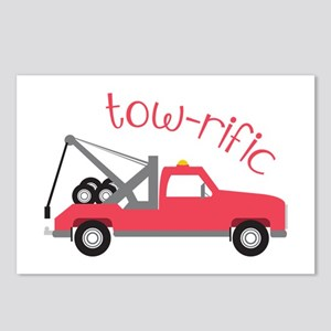 Tow-Rific Postcards (Package of 8)