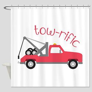 Tow-Rific Shower Curtain