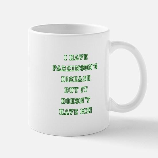 PARKINSON'S DISEASE Mug
